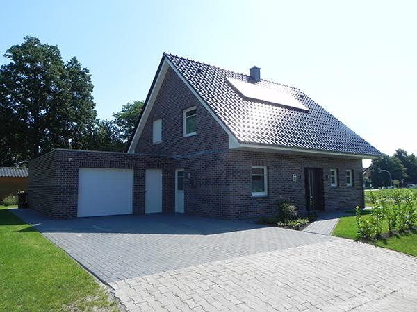 Einfamilienhaus Hoogstede Nordhorn Grafschaft Bentheim Lingen